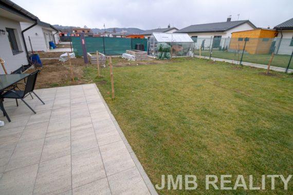 13 terasa a zahrada