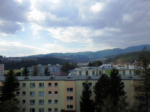 Juhozápadný výhľad 1